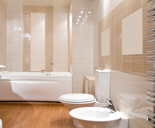 Badezimmer Farbgestaltung